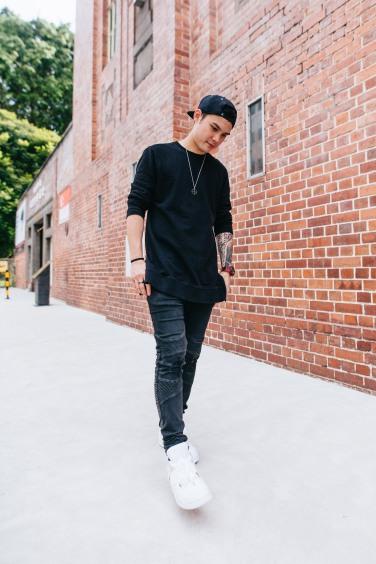 Simon Lai, Photo by NADGE